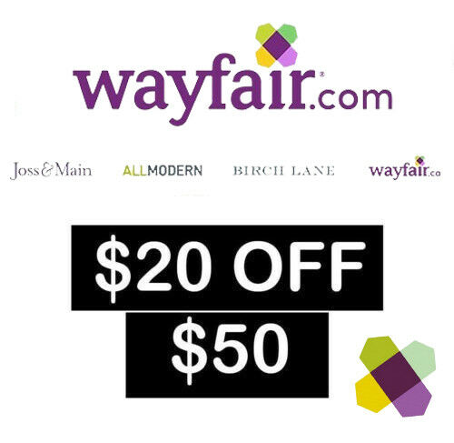 Wayfair Online Coupon Code