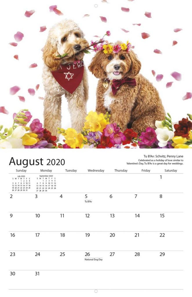 dog Calendars